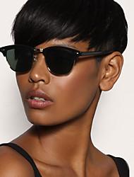 preiswerte -Frauen Menschenhaar Capless Perücken schwarz dunkel schwarz kurz gerade für schwarze Frauen
