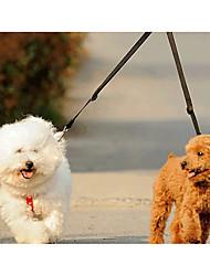 preiswerte -Hund Leinen Tragbar Solide Nylon Gelb Rot Grün Blau Rosa