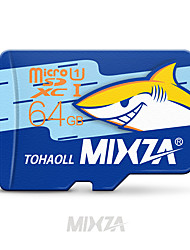 MIXZA Memory Card micro sd card 64GB Class10 flash card Memory Micro sd for Smartphone/Tablet