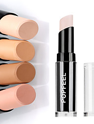 cheap -4 Concealer/Contour Highlighters/Bronzers Dry Matte Whitening Wrinkle Reduction Moisturizing Concealer Natural Brightening Daily