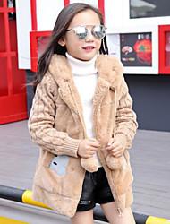 Girls' Others Jacket & Coat