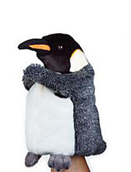 cheap -Finger Puppets Puppets Hand Puppet Toys Penguin Animals Cute Lovely Plush Children's Adults' Pieces
