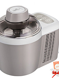 Kitchen Plastic Shell 220V Ice Cream Makers