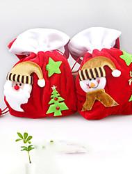 cheap -Holiday Decorations Santa / Leisure Christmas Storage Holiday 1pc
