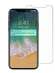 economico -Proteggi Schermo per iPhone X Vetro temperato 1 pezzo Proteggi-schermo frontale Alta definizione (HD) Durezza 9H A prova di esplosione