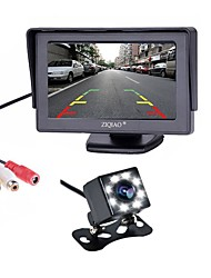 cheap -ZIQIAO XSP01S-0012 Car Rear View Camera Audio and Video Parts Cable for Car