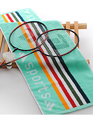 cheap -Fresh Style Sport Towel,Striped Superior Quality Pure Cotton Towel