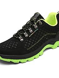 cheap -Men's Shoes Fall Comfort Walking Shoes Hiking Shoes for Casual Dark Grey Green Blue