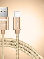 Недорогие -beileshi usb 2.0 connect cable usb 2.0 to usb 2.0 type c соединительный кабель мужской - мужской 3.0m (10 футов) две части