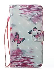 economico -Custodia Per Samsung Galaxy A portafoglio Porta-carte di credito Con supporto Con chiusura magnetica Fantasia/disegno A calamita Integrale