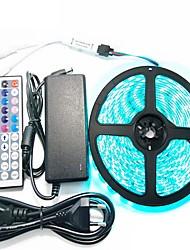 Недорогие -36W Наборы ламп 5000 110-240V 5m 300 светодиоды RGB