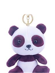 baratos -Porta-Chaves Animais Urso Panda Urso Teddy Algodão Unisexo Crianças Dom