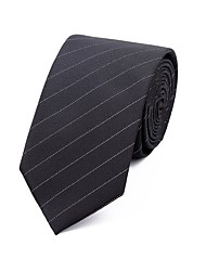 cheap -Men's Polyester Necktie - Striped