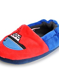 cheap -Boys' Shoes Fleece Winter Fall Light Soles Comfort Slippers & Flip-Flops Appliques for Casual Red