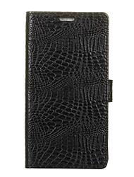 economico -per il doogee y6 la copertura di caso copre il portafoglio del portafoglio il rivestimento della pelle piena del cuoio della cassa del corpo
