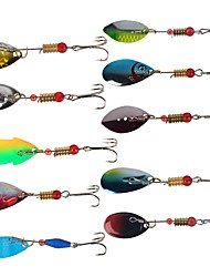 cheap -Fishing Accessories Easy to Use Copper Jigging Sea Fishing Fly Fishing Bait Casting Ice Fishing Spinning Jigging Fishing Freshwater