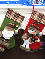 Storage Bag Stockings Other Holiday Residential Halloween Christmas PartyForHoliday Decorations