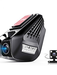 CR3000s Full HD 1920 x 1080 170 Degree Car DVR 2.0 inch TFT Dash Camforuniversal WIFI Night Vision G-Sensor Parking Mode motion detection