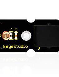 economico -keyestudio easy plug sensore fotoresistore modulo per arduino