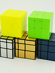 cheap -Rubik's Cube QIYI 154 Mirror Cube 3*3*3 Smooth Speed Cube Magic Cube Puzzle Cube Gift Unisex