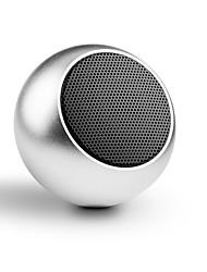 abordables -BM3D Al Aire Libre Mini Estilo Bluetooth Bluetooth 3.0 USB Altavoz Exterior Dorado Negro Plata