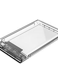 Недорогие -ORICO Корпус жесткого диска Горячая распродажа Пластик / ABS Type-C