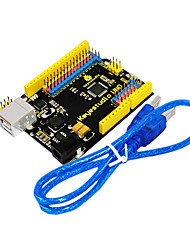 cheap -Keyestudio UNO R3 Official Upgrated Version with Pin Header Interface for Arduino Compatible