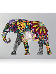 cheap -MacBook Case for Elephant Cartoon Polycarbonate New MacBook Pro 15-inch New MacBook Pro 13-inch Macbook Pro 15-inch MacBook Air 13-inch