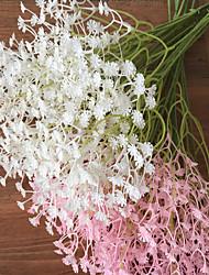 economico -20 * 60cm 5 pc 14 rami / pc decorazione domestica babysbreath dei fiori artificiali