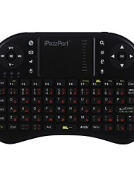 preiswerte -ipazzport ipazzport mini keyboard KP-810-21D-RU Luftmaus 2,4 GHz Wireless Android Andere Windows Mac OS X Linux XP Aussicht WIN7 WIN8 Mac