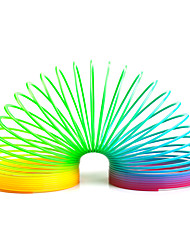 cheap -Slinky Toy Coiled Spring Toy Educational Toy Stress Relievers Toys Eco-friendly Classic 1pcs Pieces
