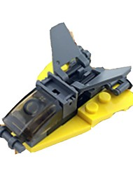 Blocos de Construir Avião Brinquedos Aeronave 1 Peças