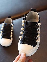 economico -Da ragazzo Scarpe PU sintetico Inverno Autunno Comoda Sneakers per Casual Nero Beige Rosa