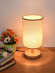 Bedroom Bed Decoration Study living Room Wood Desk lamp High Quality