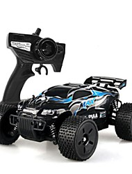 cheap -RC Car HUANQI 543 2.4G Car Monster Truck Bigfoot Off Road Car High Speed 4WD Drift Car Buggy SUV 1:12 Brush Electric 20 KM/H Remote