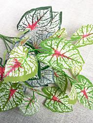 1 ブランチ シルク 植物 テーブルトップフラワー 人工花