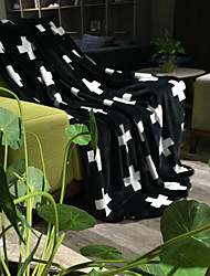 cheap -Other Accessories Pattern Polyester Blankets