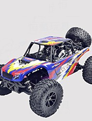 cheap -RC Car JJRC * SUV 4WD High Speed Drift Car Off Road Car Monster Truck Bigfoot Buggy (Off-road) 1:10 Brush Electric * KM/H Remote Control