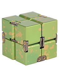 abordables -Cube Infini Jouets Jouets Soulagement de stress et l'anxiété Jouets de bureau Formé Carrée Chrome Places Style classique Pièces Adulte