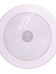 cheap -LED Night Light PIR Motion Sensor LED Cabinet Light  for Closet Bedroom without Battery
