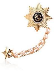 economico -Per uomo Spille Perle finte Da cerimonia Classico Abbigliamento Perle finte Lega Faretto multicolore Gioielli Per Quotidiano Formale