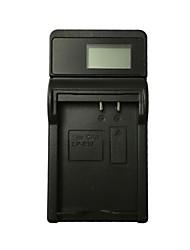 ismartdigi lpe10 lcd usb камера зарядное устройство для canon lpe10 e10 lp-e10 eos 1100d t3 поцелуй x50 1200d - черный