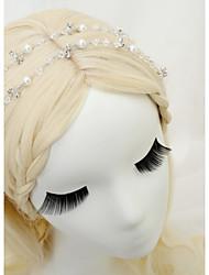 baratos -imitação de cristal pérola strass headbands 1pc headpiece elegant style