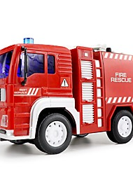 cheap -Toy Car LED Lighting Toy Playsets Educational Toy Fire Engine Vehicle Music Vehicles Fashion Fire Engine Singing Classic Holiday Fashion