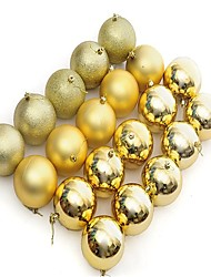 abordables -Décorations de Noël Articles pour Célébrer Noël Décorations d'arbre de noël Sapins de Noël Jouets Sphère Vacances Fantastique Costume de
