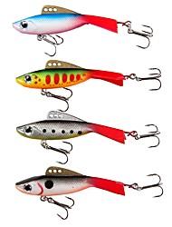 economico -1 pc Shad Rame Lega Pesca di mare Pesca di acqua dolce Lenze trainate & Barchette Pesca dilettantistica Pesca con esca Pesca persico