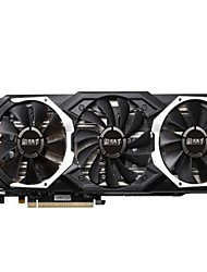 YESTON Placa gráfica de vídeo RX 580 7000MHz4GB/256 bit GDDR5