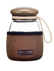 Artigos para Bebida, 300 Vidro Orgânico Água Vacuum Cup