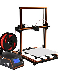 cheap -New Style Anet E12 Large Printing Size 300*300*400mm Aluminum Frame Desktop DIY 3D Printer