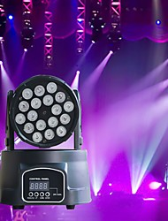 U'King LED Stage Light / Spot Light LED Par Lights DMX 512 Master-Slave Sound-Activated Auto 180 for Party Stage Wedding Club